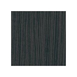Bordplade 25 mm sort
