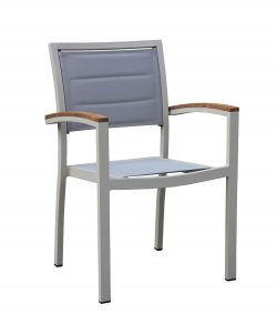 Epsilon stol grå