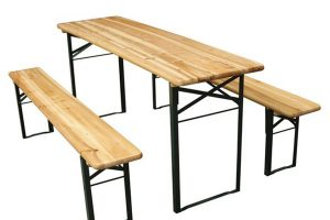 Marguerite Stackable Bench
