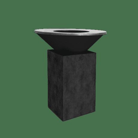 Flot bålsted I beton - Ø85