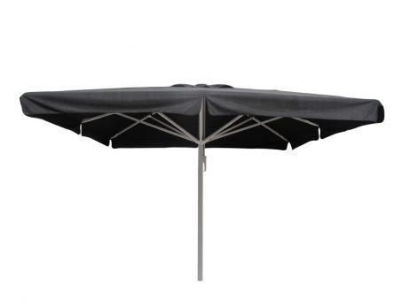 Karin firkantet parasol, 500x500 cm