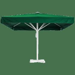 Parasol Profi kvadratisk 350x350 cm