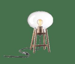 U4 - Hiti, Bordlampe i Klar