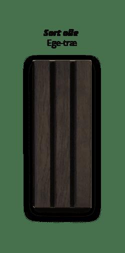 Premium Akupanel Røget Eg 2400×600