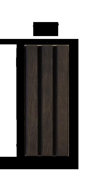 Premium Akupanel Røget Eg 3000×600