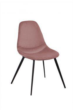 Logan Chair Lyserød